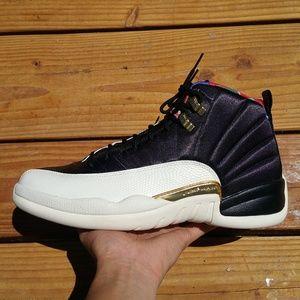 2019 Nike Air Jordan 12 Retro Chinese New Year
